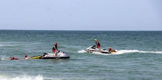 Brick Township celebrated Annual Autism Surf Day on July 9. (Photo courtesy Brick Township)