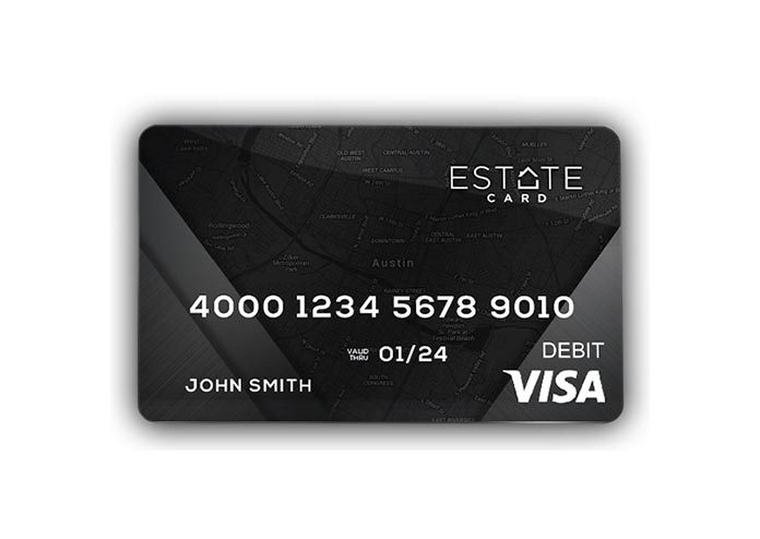 My Estate Card, (Photo courtesy MyEstateCard.com)