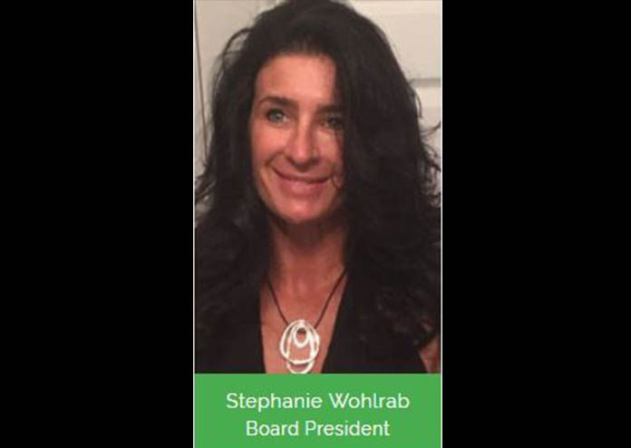 Brick Board of Education president Stephanie Wohlrab. (Photo courtesy Brick Township School District)