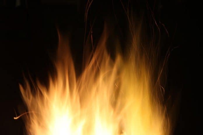 Fire. (File photo)