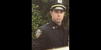 NYPD Sgt. Terrance McAvoy. (Photo courtesy NYPD Precinct 72)