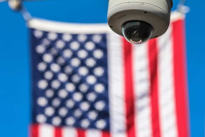 Surveillance camera. (File photo)