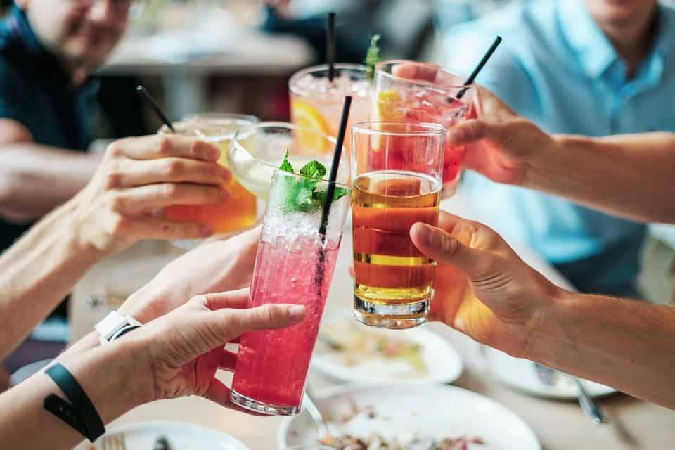 Bars Restaurants With Alcohol